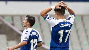 El Sabadell ha visto suspendido su partido