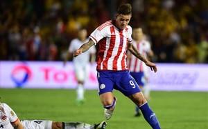 Sanabria, en la Copa América