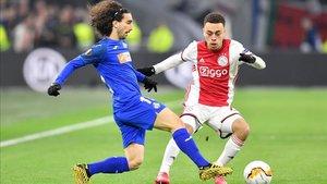 Sergino Dest es objeto de deseo de los grandes clubs europeos