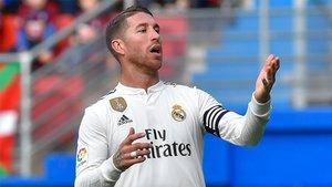 Sergio Ramos avisó que emprenderá acciones legales por las acusaciones de dopaje