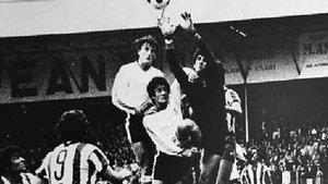 Setién, en uno de sus primeros partidos en El Sardinero