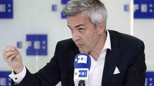 Víctor Font ha pedido explicaciones a la directiva del Barcelona
