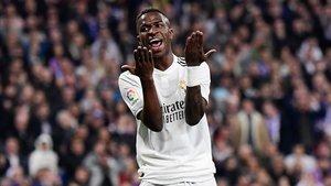 Vinicius Junior asegura que Zinedine Zidane le impone respeto