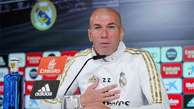 Zidane no desvela si Ramos y Benzema están para jugar