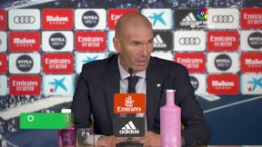 Zidane: ¿Vinicius? El año pasado no estaba Hazard