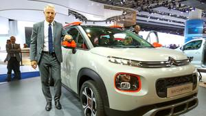 Xavier Peugeot, jefe de Producto de Citroën.