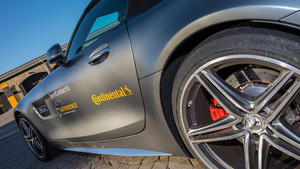 Continental presenta la sexta generación de neumáicos de verano.