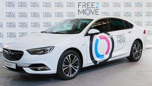 Opel llega a Free2Move Lease España.