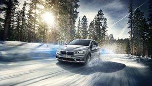 Movilidad eléctrica en invierno.