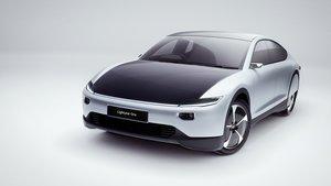 Lightyear One, el primer coche solar.