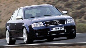 Audi RS 6 de 2002.