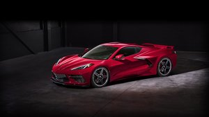 Nuevo Chevrolet Corvette Stingray.