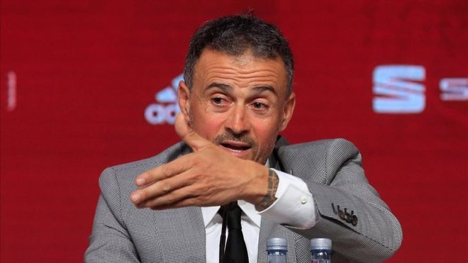 Luis Enrique regresará a la selección el 3 de septiembre en Stuttgart