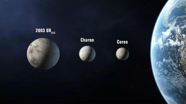 ¡Podría existir vida extraterrestre en el planeta Ceres de nuestro Sistema Solar!