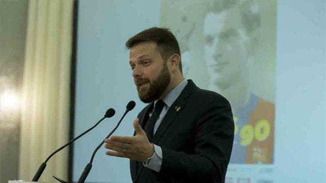 """Gerard Figueras: """"Podría haber público en el Camp Nou ante la Juventus"""""""