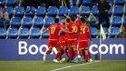 Andorra consiguió su segunda victoria en un partido oficial