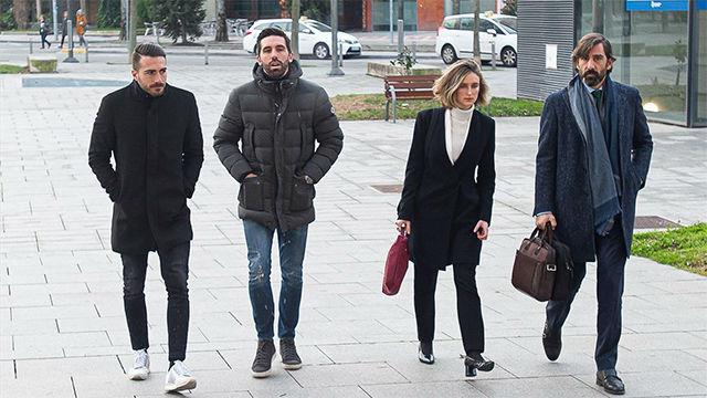 Archanco y Pascual declaran por corrupción deportiva en caso Osasuna