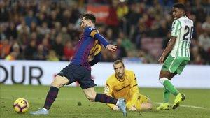 El Barça buscará derrotar al Betis, algo que aun no ha sucedido en la presente temporada