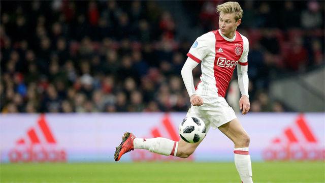 El Barça espiará a De Jong