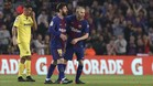 El Barça goleó al Villarreal en el Camp Nou (5-1)