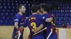 El Barça sigue firme en la Liga Europa de hockey