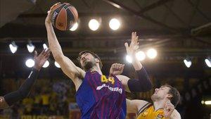 El Barça tendrá un duro rival en el Gran Canaria