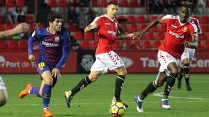 Carles Aleñá será un gran motivación de preocupación para los jugadores grana