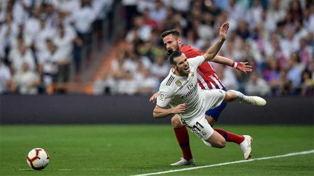 Ceballos sustituyó a un Bale lesionado