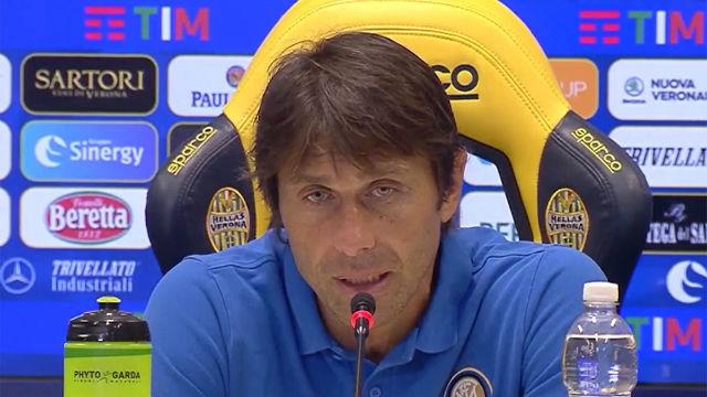 Conte y el Inter no tiran la toalla y quieren luchar por el título