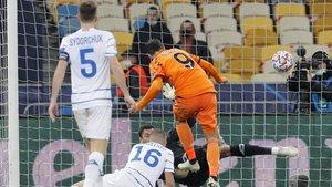 Doblete de Morata con la Juve en Kiev ante el Dinamo