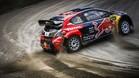 El espectáculo del rallycross vuelve a Barcelona
