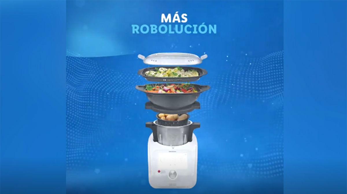 El exitoso robot de cocina de LIDL