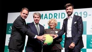 Gerard Piqué ideó la nueva Copa Davis