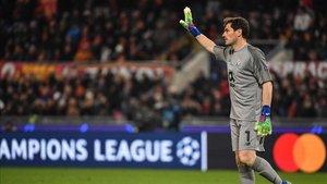 Iker Casillas ha renovado con el FC Oporto