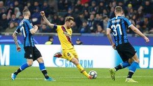 Ivan Rakitic ha recuperado la titularidad en el Barça de Ernesto Valverde