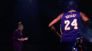 Jennifer Hudson fue la cantante que homenajeó a Kobe Bryant