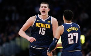 Jokic y Murray