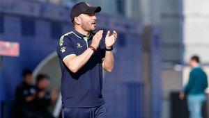 Jordi Ferrón, cesado como técnico del Espanyol