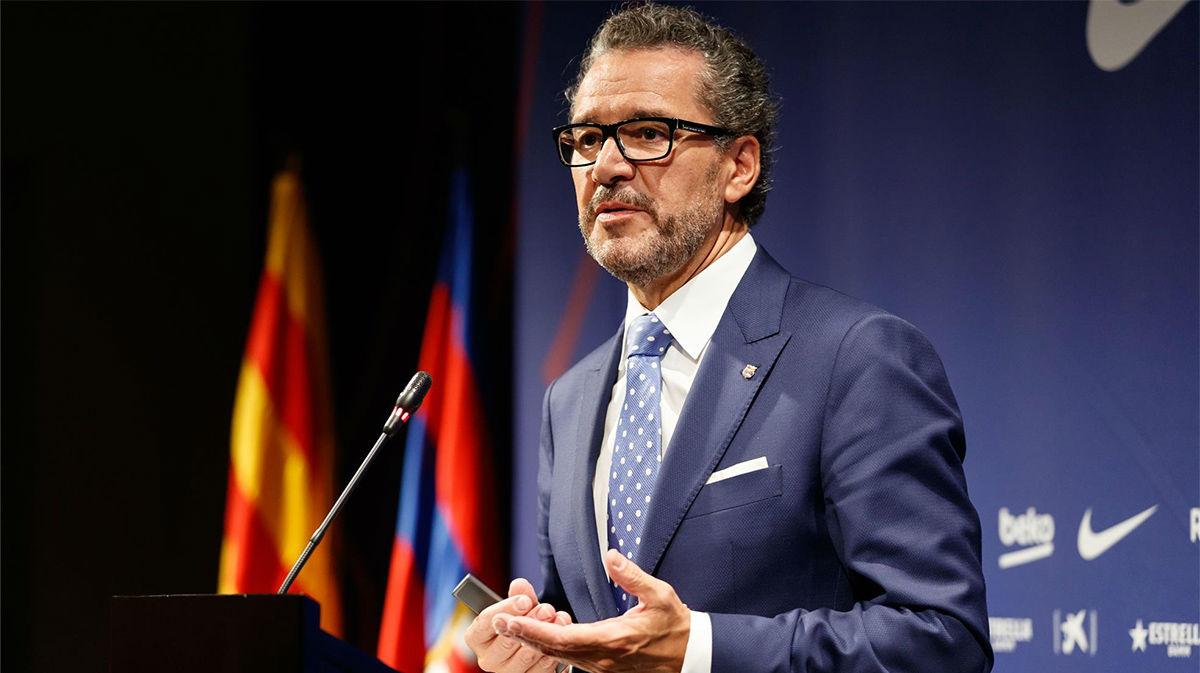 Josep Vives reafirma los dichos de Bartomeu: Se ha beneficiado a un equipo con el VAR