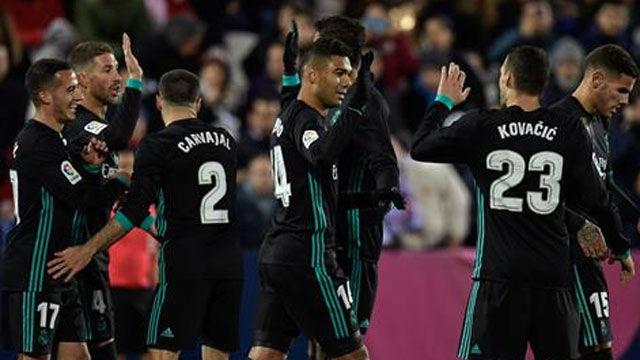 LALIGA | Leganés - Real Madrid (1-3): Casemiro anotó su primer gol