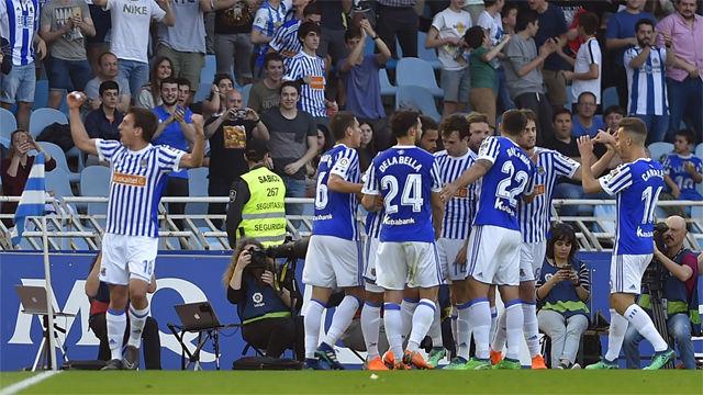 LALIGA | Real Sociedad - Atlético de Madrid (3-0)