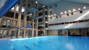 Las instalaciones acuáticas del CAR de Sant Cugat siguen cerradas