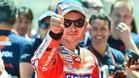 Lorenzo, muy feliz tras la crono del GP de Catalunya