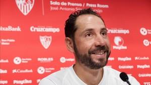 Machin, entrenador del Sevilla