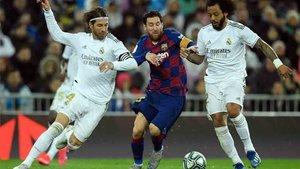 El Madrid buscará la victoria en el Camp Nou