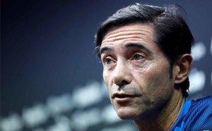 Marcelino vive sus últimas horas como técnico del Valencia