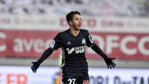 Maxime López es una de las revelaciones de la temporada en Francia