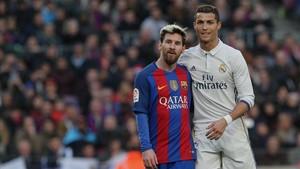 Messi y Cristiano Ronaldo también han sido tentados por el fútbol chino