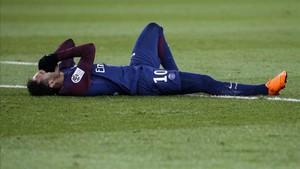 Neymar no quiere volver a ponerse la camiseta del PSG