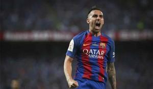 Paco Alcácer marcó el tercer gol en la final